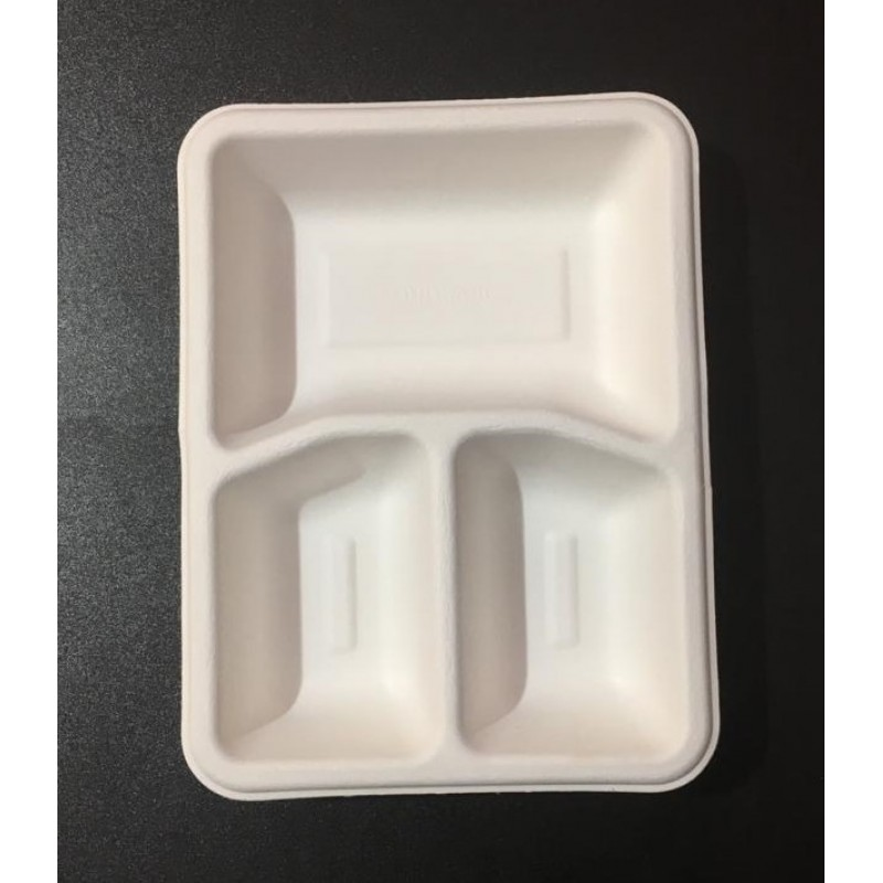 3CP RECTANGLE TRAY