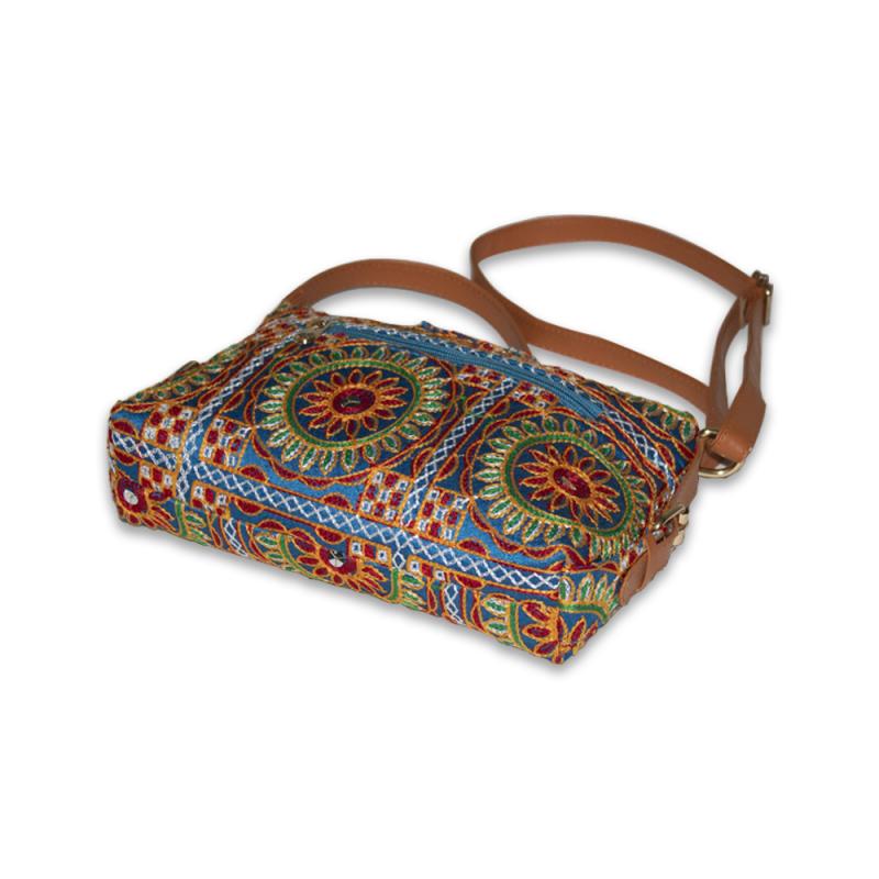Embroidered Hand Bag