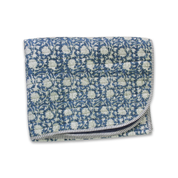 Baby Quilt BLUE