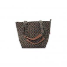 Hand-block Printed Cotton Handbag