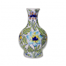 Jaipur blue Pottery Vase