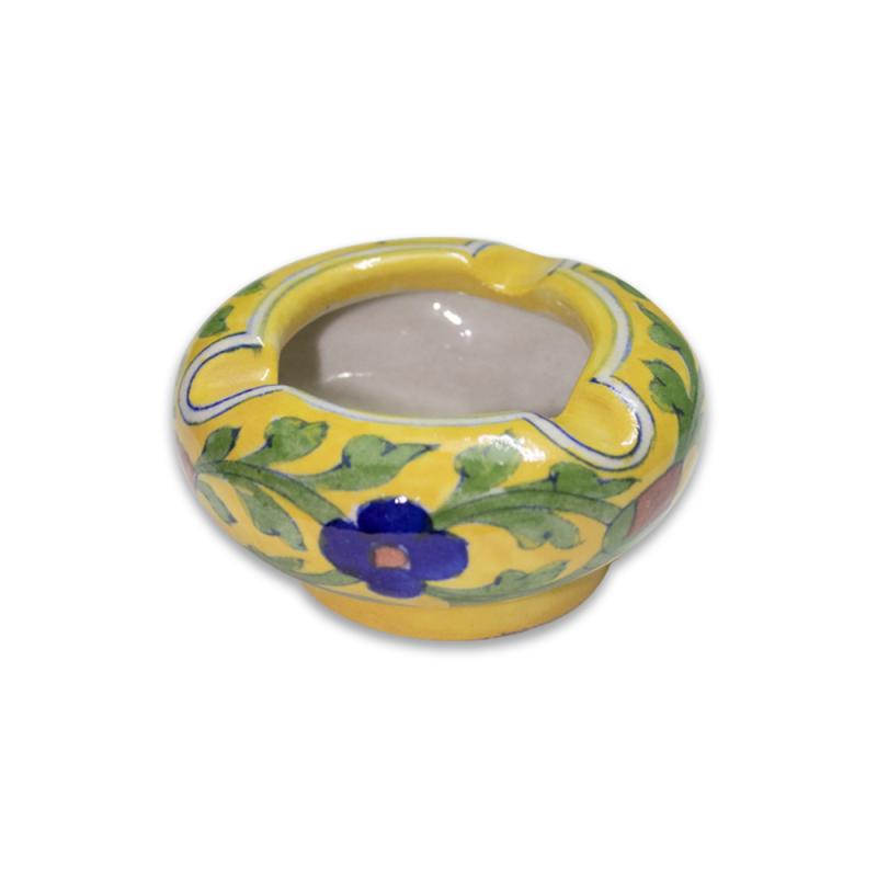 Jaipur Blue Pottery Ash Tray