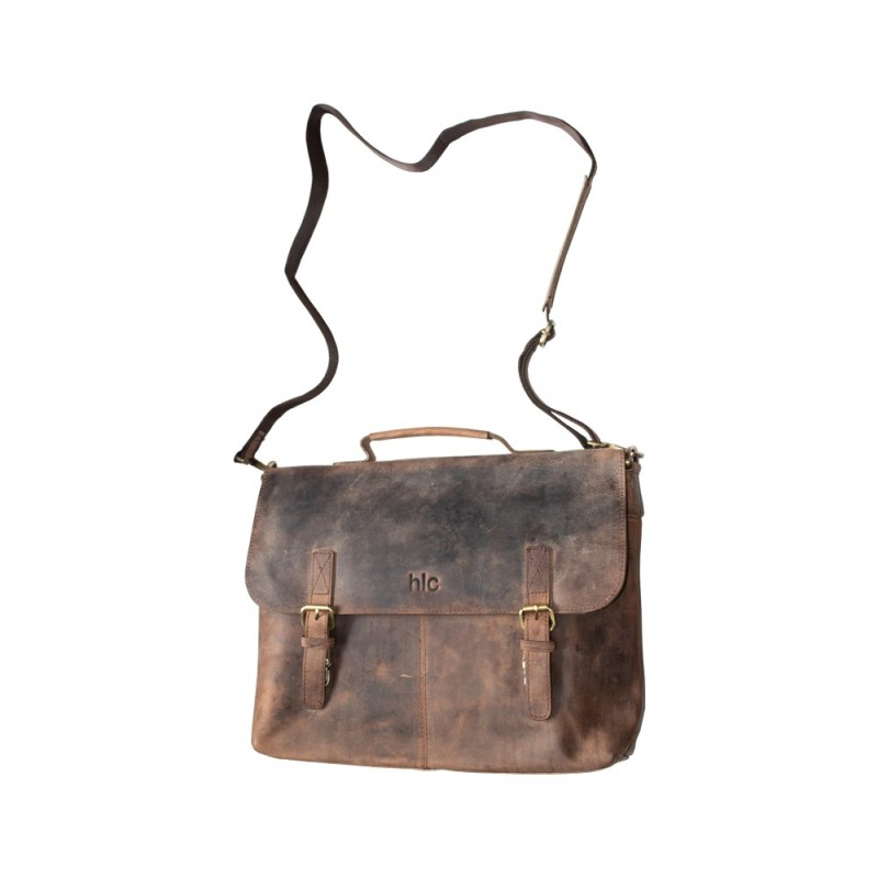 Officer's leather Bag hlcb