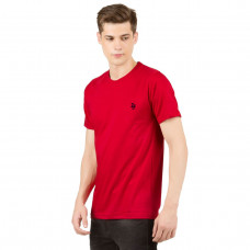 IB ROUND NECK T-SHIRT RED