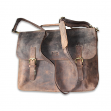 Officer's leather Bag hlcb