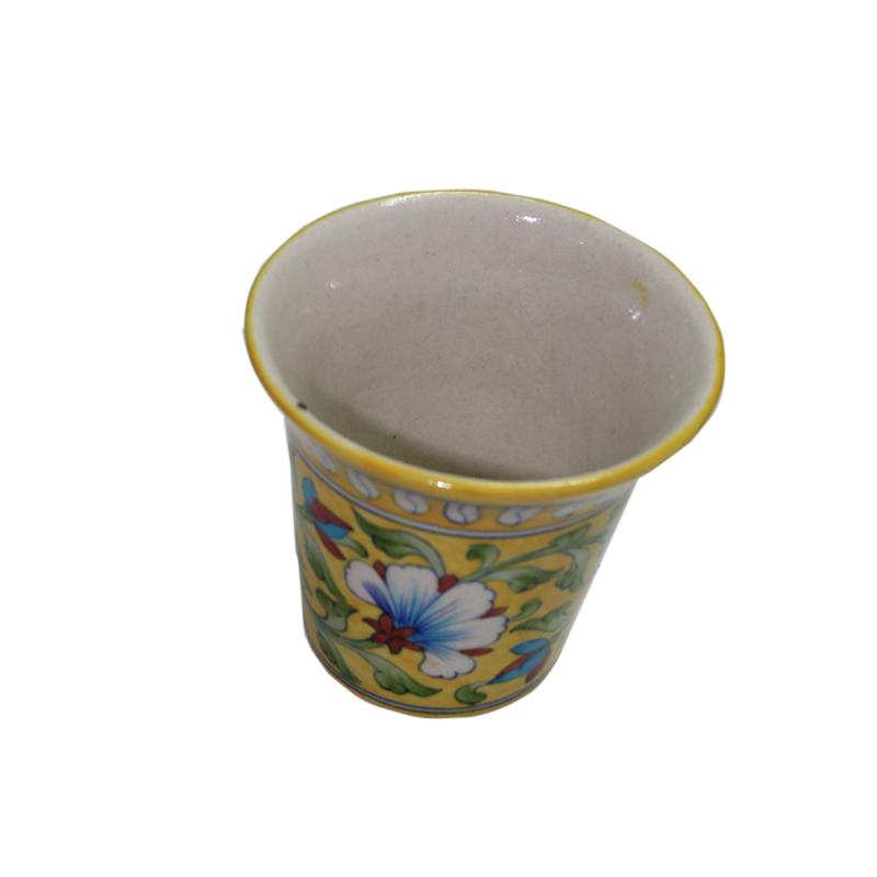Jaipur Pottery Flower Pot