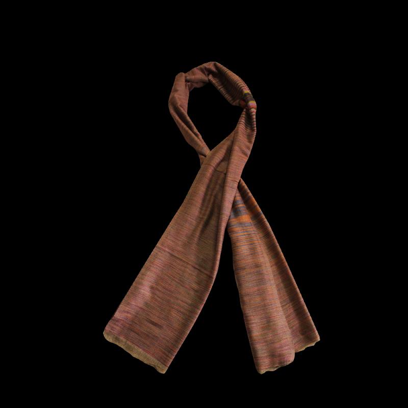 Fine Wool TD Revesable Stole
